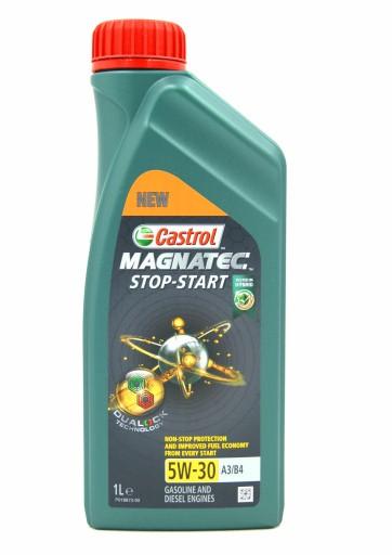CASTROL MAGNATEC 5W30 A3/B4 1L OLEJ SYNTETYCZNY