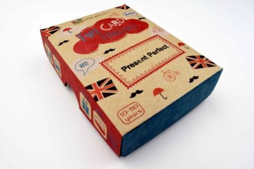 FUN CARD ENGLISH Present Perfect
