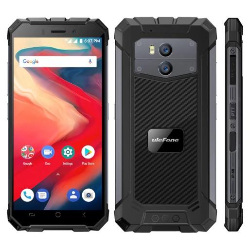 Ulefone Armor X2 2/16GB 5.5 NFC IP68 Szary