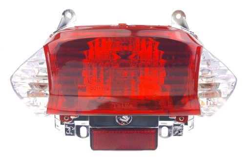 TAIL LIGHTS REAR WHITE LAMPSHADE SCOOTER 4T GY 139 QMB