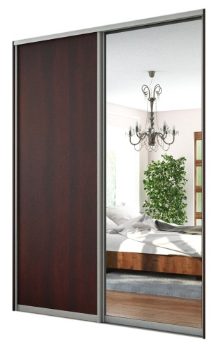 Szafa Przesuwna Drzwi Suwane Wymiar 265x161 180cm