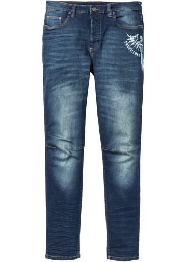 OKAZJA! BONPRIX jeansy męskie RAINBOW r 30 9957148409 Odzież Męska Jeansy CE JNGJCE-9