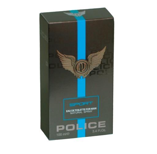 police sport
