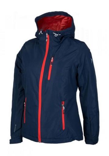 kurtka damska zimowa narciarska toz16-kudn601