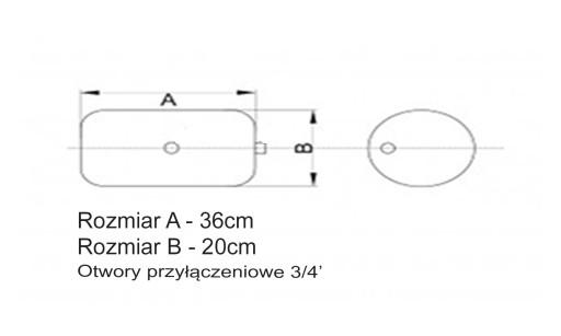 Naczynie Wyrownawcze 10l Zbiornik Wyrownawczy C O 7631037952 Allegro Pl