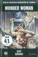 WKKDC 41 Wonder Woman: Oczy Gorgony FOLIA NOWA