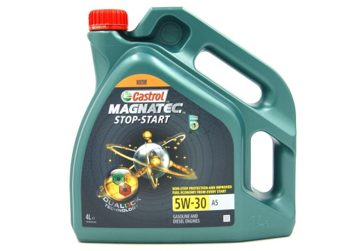 CASTROL MAGNATEC STOP-START 5W30 A5 4L