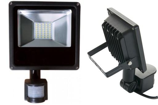 Halogen Lampa Smd Led 50w X3d 500w Czujnik Ruchu 6990132226 Allegro Pl