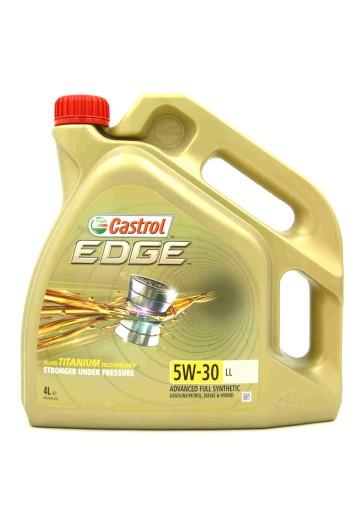 CASTROL EDGE TITANIUM FST LONG LIFE LL 5W30 4L VW