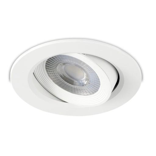 OCZKO SUFITOWE LAMPA LED UCHYLNA 230V, 7W, 4000K