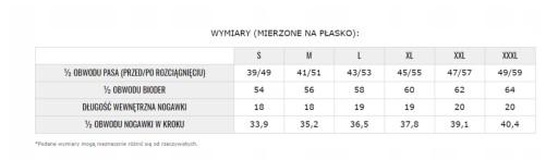 4F SPODENKI TRENINGOWE MĘSKIE L19 SKMT001 A 2XL 10526510692 Odzież Męska Spodenki VZ PNMAVZ-9