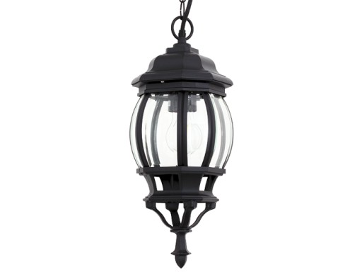 Lampa Wisząca Pod Altanę Na Balkon Ip44 E27 Rad36b