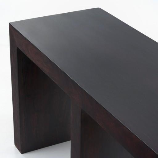 Drewniany Stolik Kawowy Regal Kolonialny 7509380030 Allegro Pl