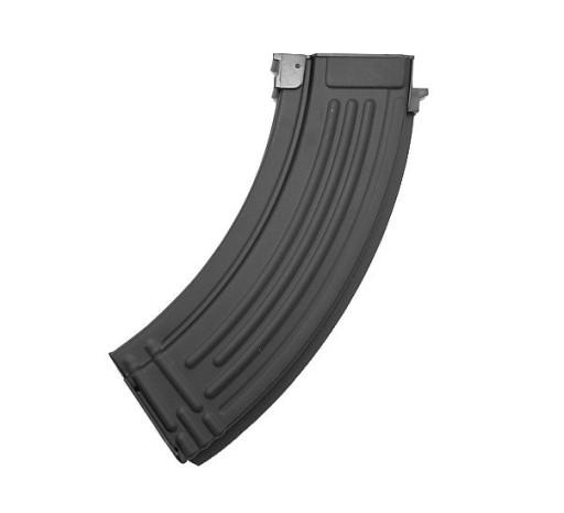 Metalowy MAGAZYNEK Mid-Cap AK - 140 kulek - C71