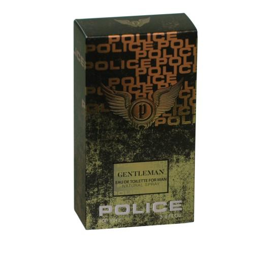 police gentleman
