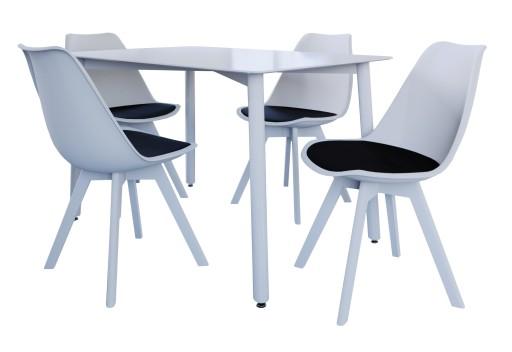 Mały Stolik Do Kuchni 4 Krzesła