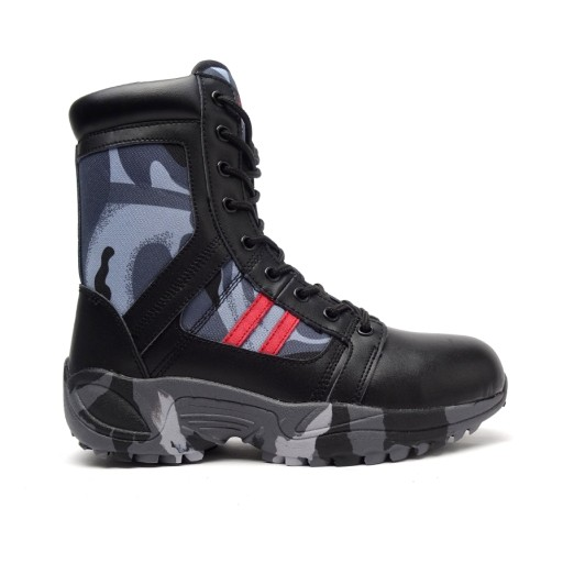 Buty DOUBLE RED Black Camo Red Desert rozm.40