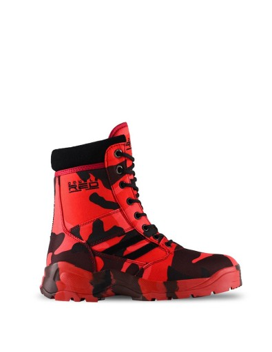 Buty DOUBLE RED Red Hell rozm.44