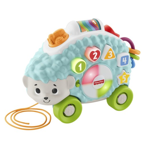 Fisher-Price LINKIMALS INTERAKTYWNY JEŻ GJB11