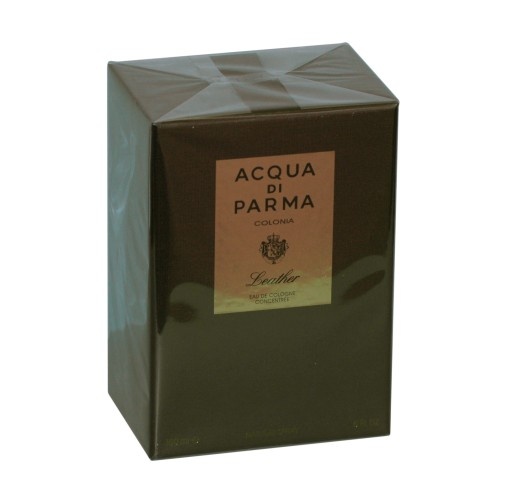 acqua di parma colonia leather woda kolońska 180 ml
