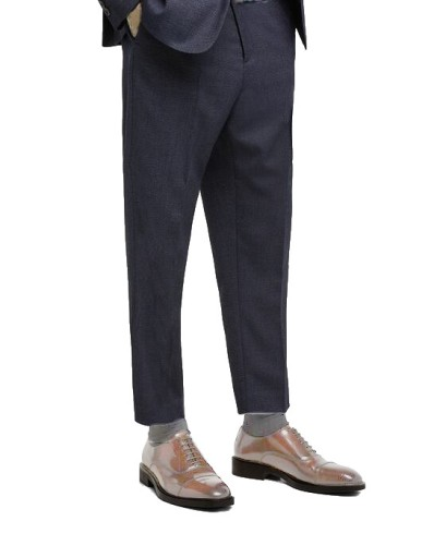 G61 Eleganckie Męskie Spodnie ZARA r. 44 8915601361 Odzież Męska Spodnie UF SHTYUF-6