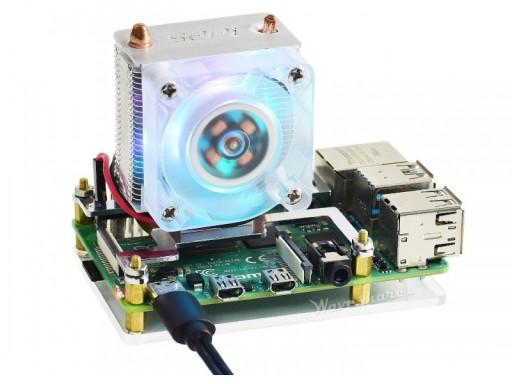 Radiator Raspberry Pi 4 Amp 3 Ice Tower Sklep Komputerowy Allegro Pl