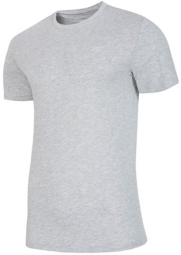 4F T-SHIRT MĘSKI KOSZULKA L20 TSM003 > XXL 9605550388 Odzież Męska T-shirty DC MMCADC-6