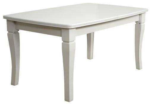 Duży Biały Stół Do Kuchni 100x160 Rozkładany 400cm