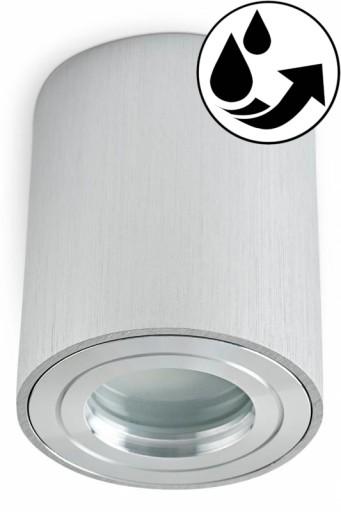 lampy podsufitowe łazienkowe pod prysznic