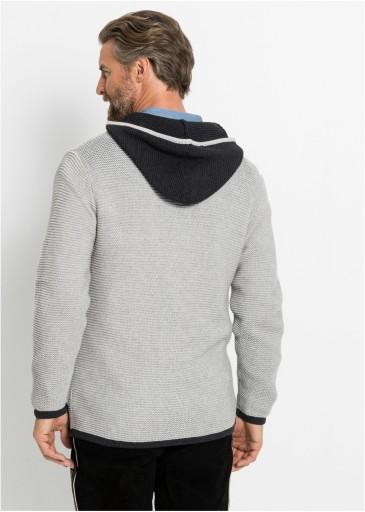 OKAZJA! BONPRIX sweter męski bpc r 52/54 9955364327 Odzież Męska Swetry YW GHZVYW-9