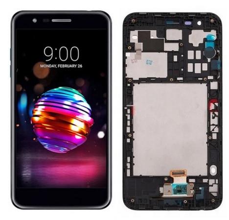 LCD + DIGITIZER LG K10 2018 K11 X410EO + RAMKA