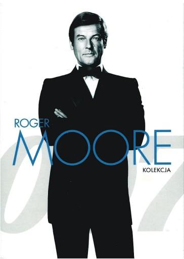 JAMES BOND: ROGER MOORE KOLEKCJA - BOX [7 BLU-RAY]