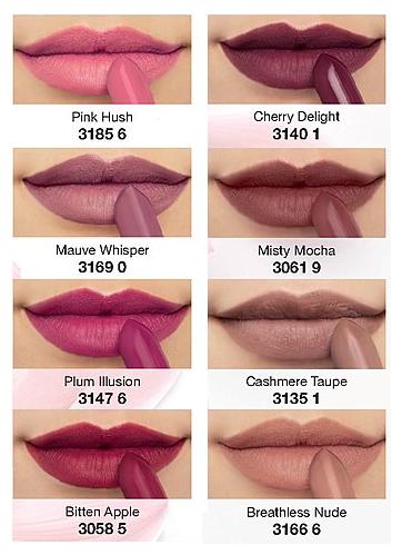 Avon True Delicate Matte Lipstick Cashmere Taupe