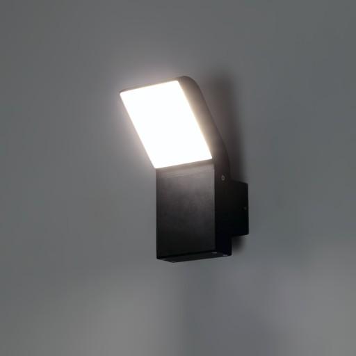 LAMPA ŚCIENNA ZEWNĘTRZNA OGRODOWA ELEWACYJNA LED