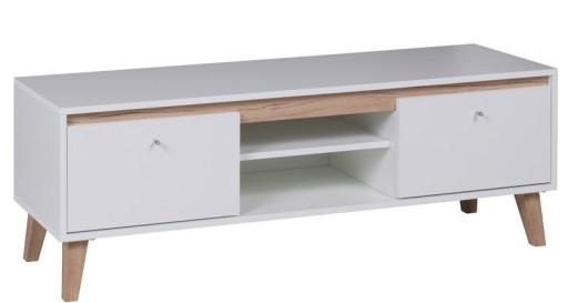 мебель ОВЬЕДО RTV135 большой широкий шкаф столик RTV купить с доставкой из Польши с Allegro на FastBox 8331473712