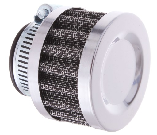 ENGINE METAL AIR FILTER CHROME THE NETWORK