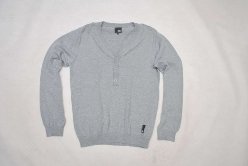 U Modny Wygodny Bluzka Sweter Jack Jones M z USA! 10519268838 Odzież Męska Swetry WF WKVKWF-1