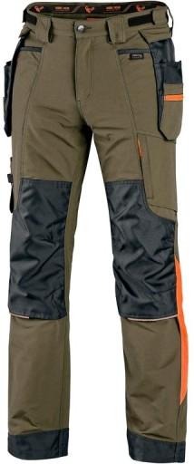 CXS NAOS ELASTYCZNE SPODNIE ROBOCZE OCHRONNE r. 50 10160299733 Odzież Męska Spodnie PE ADHAPE-1