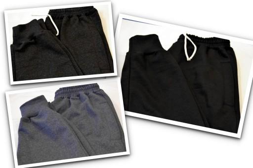 Spodnie cieńsze dres joggery prosto od prod. S-XXL 10542822166 Odzież Męska Spodnie RO HVAIRO-4