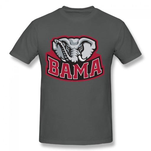 alabama crimson tide alternate meski t-shirt 10679189591 Odzież Męska T-shirty IE BUBOIE-3