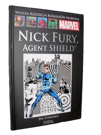 Nick Fury - Agent Shield - Kolekcja Marvela 95