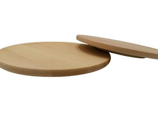 Deska Obrotowa Do Pizzy Serów Przekąsek 40cm taca