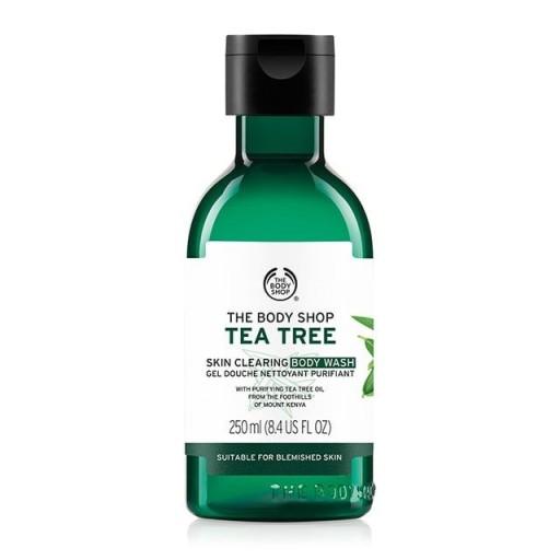 THE BODY SHOP żel pod prysznic TEA TREE