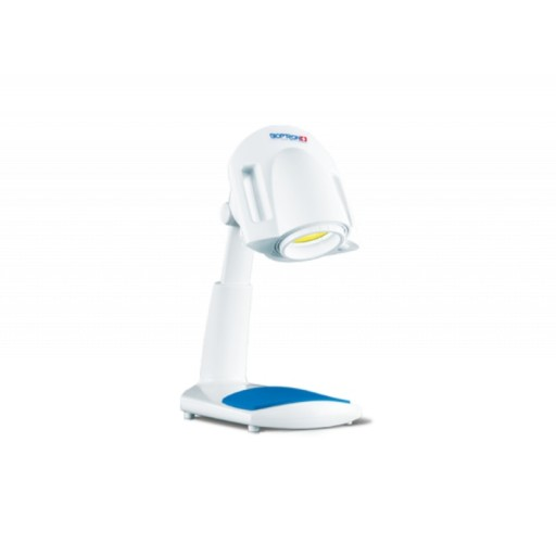 Lampa BIOPTRON Pro 1 na statywie stołowym Zepter