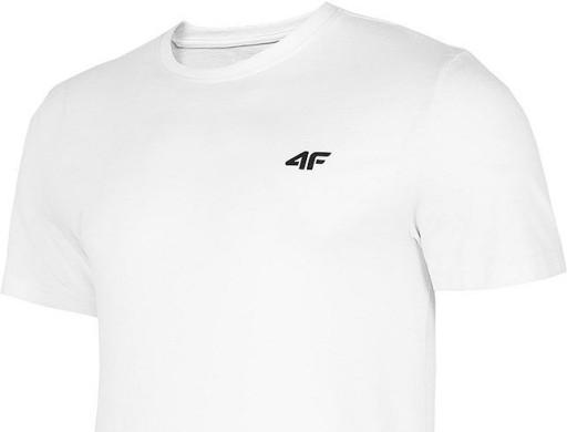 4F T-shirt męski koszulka TSM003 10S bawełna 3XL 10122263092 Odzież Męska T-shirty RJ XBUWRJ-7