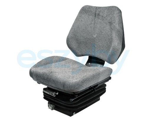 Siedzenie Fotel Do Ciągnika Mechaniczne Granit Tuchola Allegro Pl