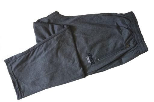 SPODNIE DRESOWE MĘSKIE CIENKIE DUŻE 5XL 10542052335 Odzież Męska Spodnie AD AZUCAD-6