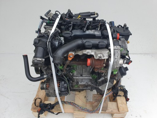 SILNIK Peugeot Partner II 1.6 HDI 90KM 141tyś 9HX