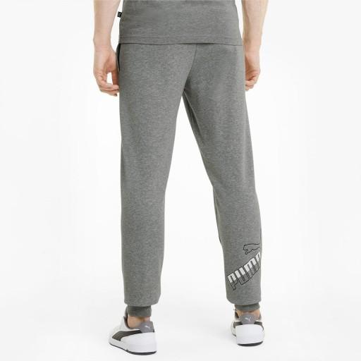 Spodnie Puma 585777 03 Big Logo Pants r. XL 10665363854 Odzież Męska Spodnie QZ UKQWQZ-6