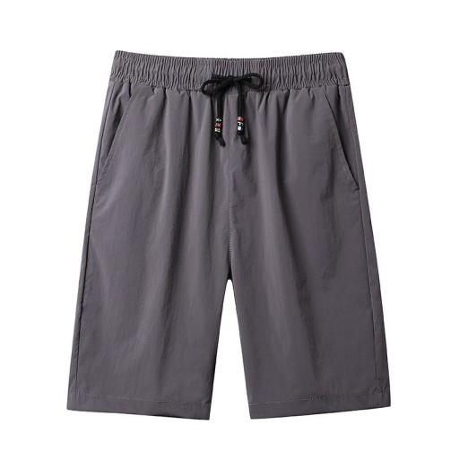 duże męskie szorty z dzikim trendem Szorty męskie 9791007336 Odzież Męska Spodenki IQ GEMPIQ-9